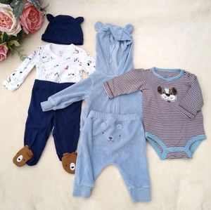 Bundle of Baby Boy Clothing 3 months